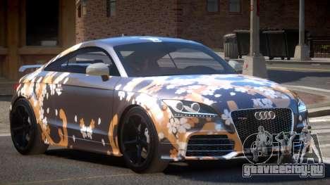 Audi TT R-Tuning PJ2 для GTA 4