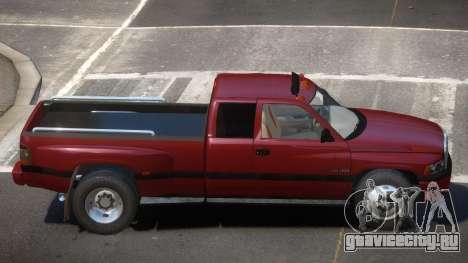 1995 Dodge Ram 3500 для GTA 4