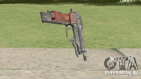Beretta M93R для GTA San Andreas