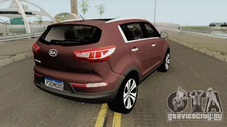 Kia Sportage 2015 (IVF) для GTA San Andreas