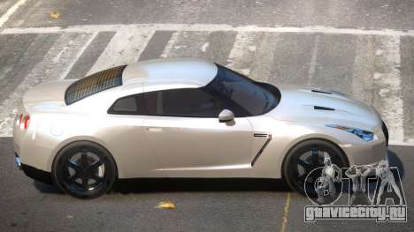 Nissan GTR R35 L-Tuned для GTA 4