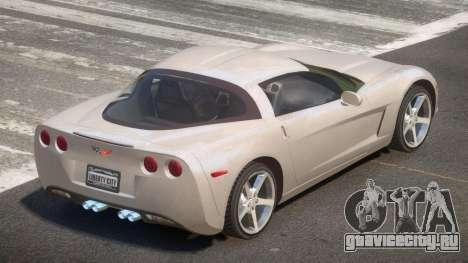 Chevrolet Corvette RT V1.0 для GTA 4
