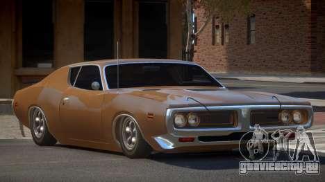 Dodge Charger RT S-Tuned для GTA 4