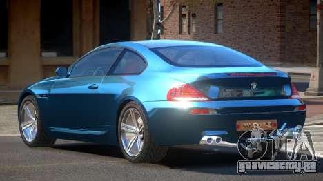 BMW M6 F12 MS для GTA 4