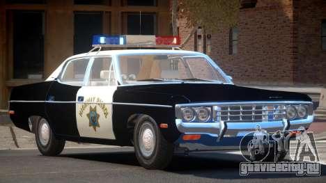 AMC Matador LS Police для GTA 4