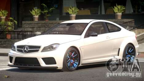 Mercedes Benz C63 R-Tuning для GTA 4