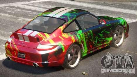 Porsche 911 LS PJ1 для GTA 4