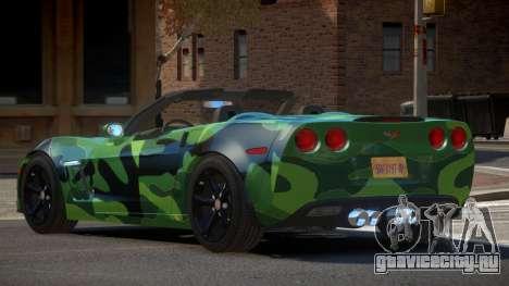Chevrolet Corvette SR PJ3 для GTA 4