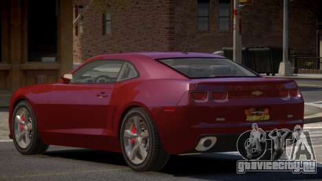 Chevrolet Camaro ST V1.1 для GTA 4