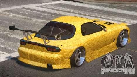 Mazda RX-7 RT Tuning PJ1 для GTA 4
