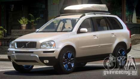 Volvo XC90 LT для GTA 4
