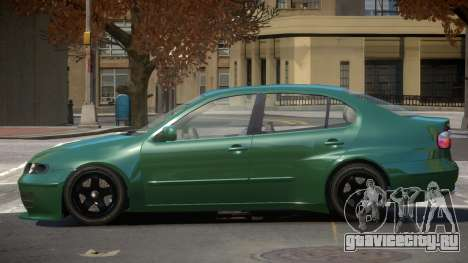 Seat Toledo TTR для GTA 4
