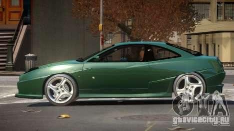 Fiat Coupe GT для GTA 4