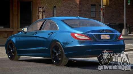 Mercedes Benz CLS 350 для GTA 4