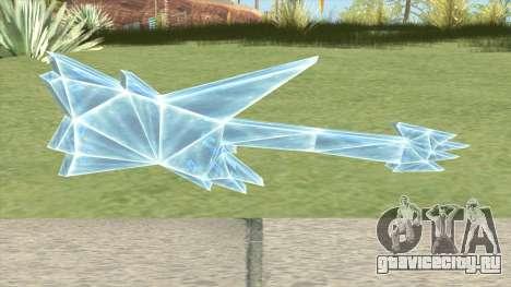 Ice Guitar (Warcraft 3) для GTA San Andreas