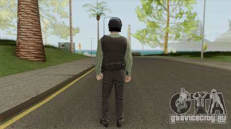 Trevor Philips (Maze Bank Heist) для GTA San Andreas