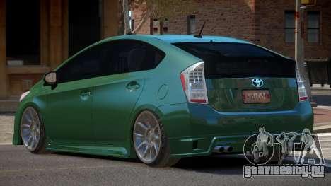 Toyota Prius LT для GTA 4