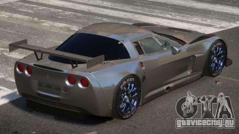 Chevrolet Corvette RS Tuning PJ1 для GTA 4