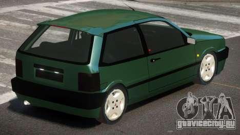 Fiat Tipo RS для GTA 4