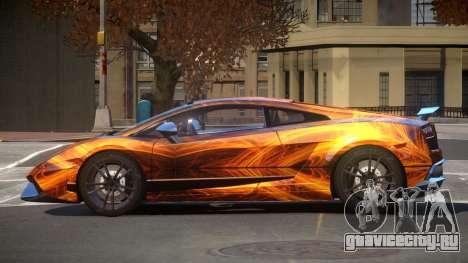 Lamborghini Gallardo Qz PJ1 для GTA 4