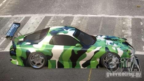 Mazda RX-7 RT Tuning PJ2 для GTA 4