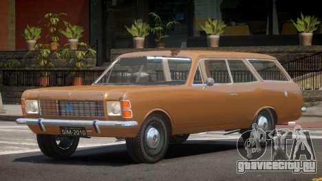 Chevrolet Caravan V1.1 для GTA 4