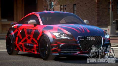 Audi TT R-Tuning PJ1 для GTA 4