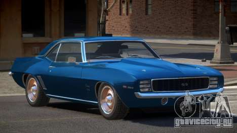 1963 Chevrolet Camaro SS для GTA 4