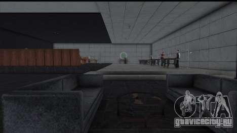 Открытие центра [3 новых бизнес] РХА для GTA San Andreas