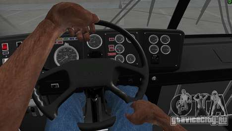МНМ Флеча Скания Асуль VII в 1978 для GTA San Andreas