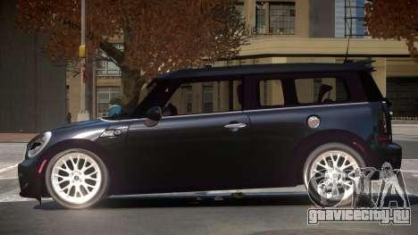 Mini Cooper RS для GTA 4