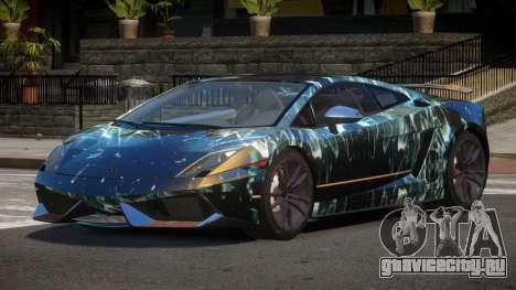 Lamborghini Gallardo Qz PJ6 для GTA 4