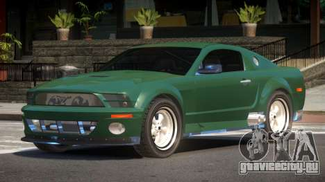 Ford Mustang GT S-Tuned для GTA 4