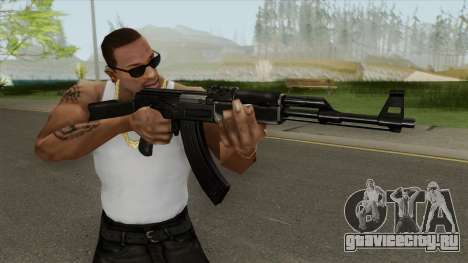 AK-47 (Synthetic) для GTA San Andreas