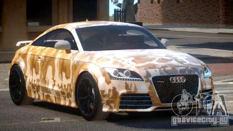 Audi TT R-Tuning PJ5 для GTA 4