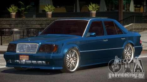 Mercedes Benz E500 VIP для GTA 4