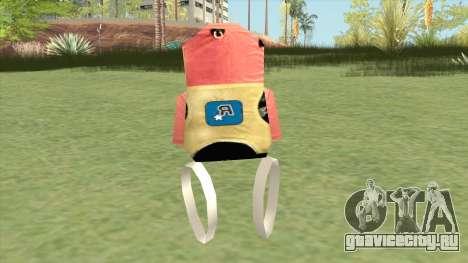 Alternative Parachute для GTA San Andreas