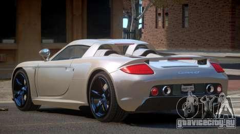 Porsche Carrera GT S-Tuned для GTA 4