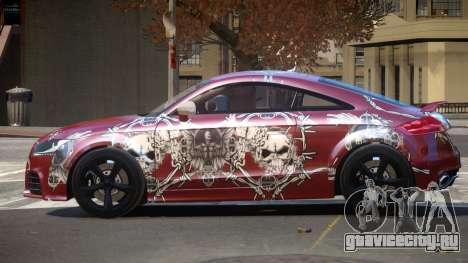 Audi TT R-Tuning PJ4 для GTA 4