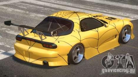 Mazda RX-7 RT Tuning PJ5 для GTA 4