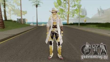 Cowboy (Free Fire) для GTA San Andreas