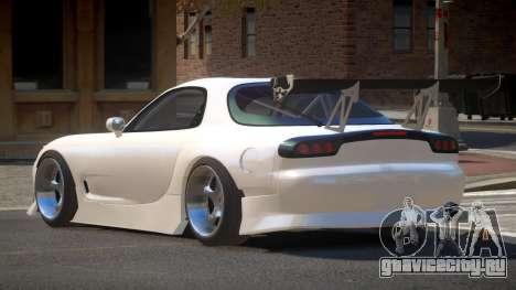 Mazda RX-7 RT Tuning для GTA 4