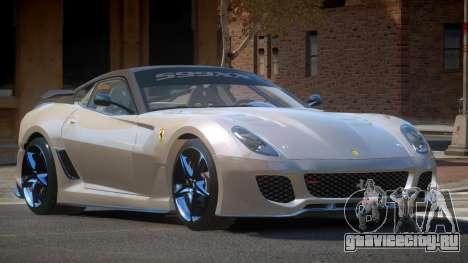 Ferrari 599 RTX для GTA 4