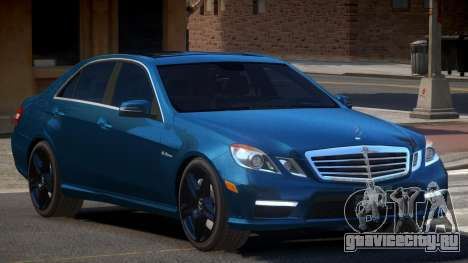 Mercedes Benz E63 SR для GTA 4