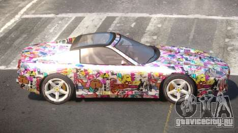 Ferrari 575M ST PJ3 для GTA 4