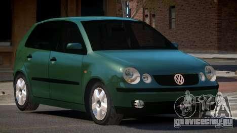 Volkswagen Polo RS для GTA 4
