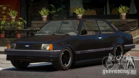 Chevrolet Chevette Old для GTA 4