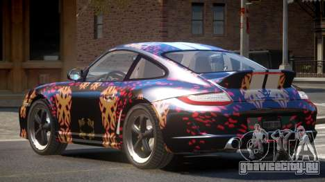 Porsche 911 LS PJ4 для GTA 4