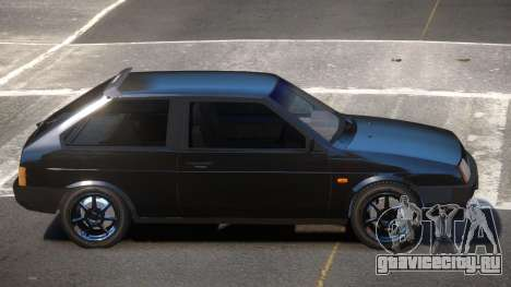 VAZ 21083 V1.1 для GTA 4