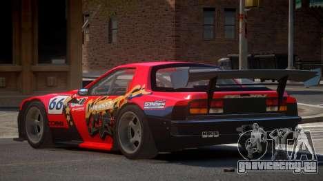 Mazda RX-7 GR73 PJ6 для GTA 4